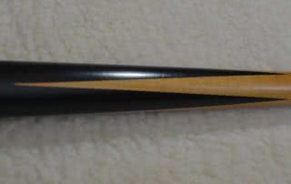 Antique Brunswick #210 Hexagonal Billiard Cue c1915