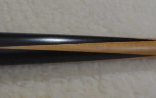 Antique Brunswick #220 Fish Pole Billiard Cue c1915