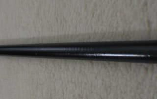 Antique Brunswick Ebony & Ivory Pool Cue c1915