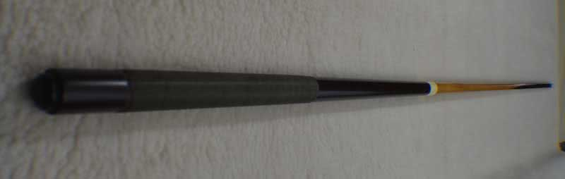 Antique Brunswick Model #28 Billiard Cue