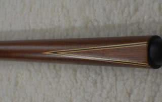 Antique European Spliced Points pool Cue c1900