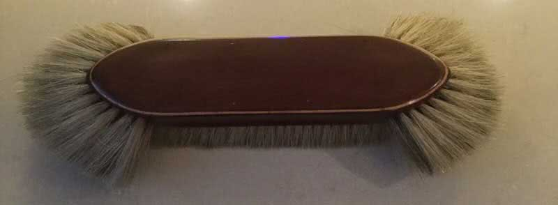 Antique Billiard Table Brush c1880s/1890s