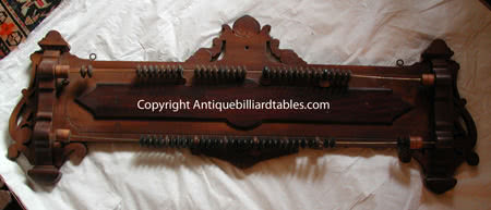 Antique W H Griffith Billiard Score Keeper