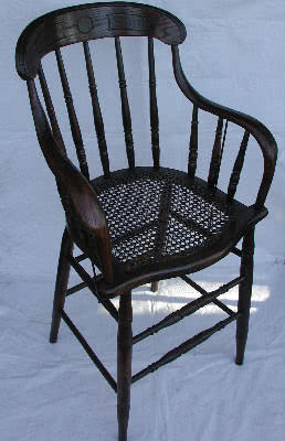 Antique Bentwood Spectator Chairs