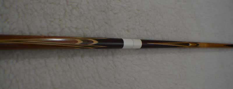 Antique Brunswick 360 Pool Cue