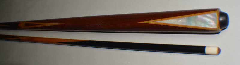 Antique Brunswick #360 Pool Cue